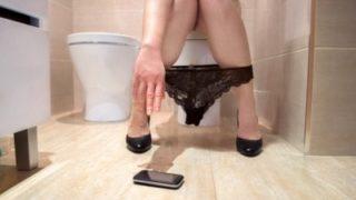 90%以上の人がやっているトイレでの習慣が運気を下げる理由